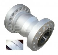 Vertical lift-type check valve